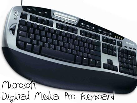 microsoft digital media keyboard 3000 instruction manual