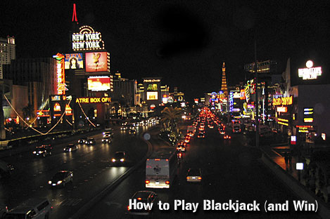 how to play 21 blackjack video tutorial