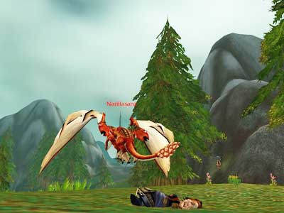 World of Warcraft Screenshot 1