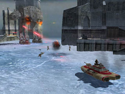Star Wars Battlefront for Xbox Screenshot