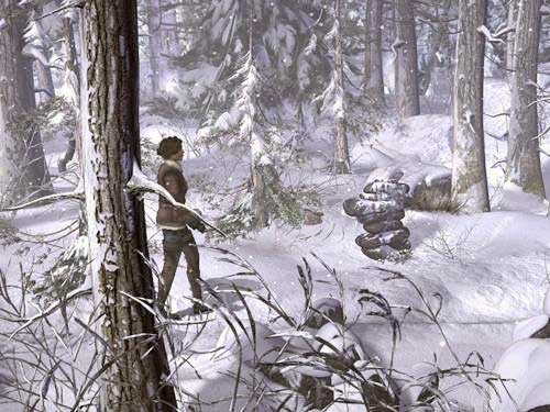 Syberia II - In Game