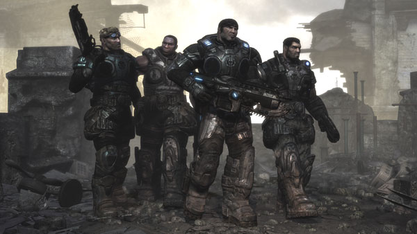 Gears of War - Screenshot 1